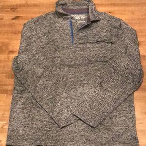 Tailorbyrd Sport Men's 1/4 ZIP Shirt Medium
